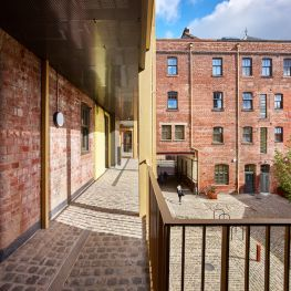 Lowther's Bell Street development wins at Herald Property Awards